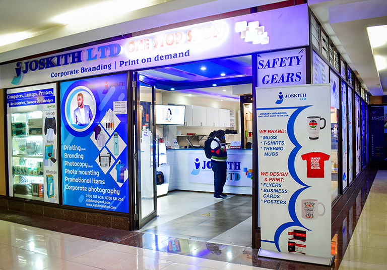 Joskith Limited Gateway Mall, Mombasa Road